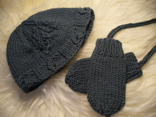 Kathy's Baby Mittens