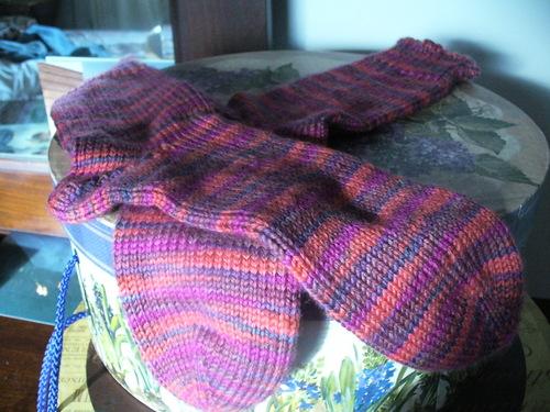 Irving Park Socks